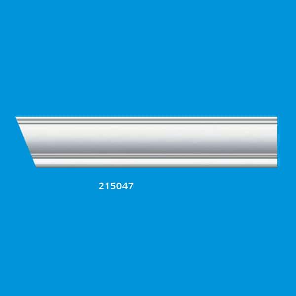 Moldura de Poliestireno para Roda teto   Ref: 215047