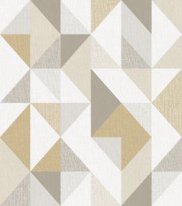 Papel de Parede Geométrico - Ref: 4121