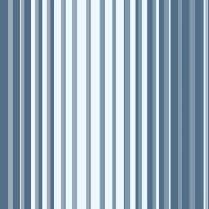 Papel de Parede Listrado Azul Marinho - Ref: 4141